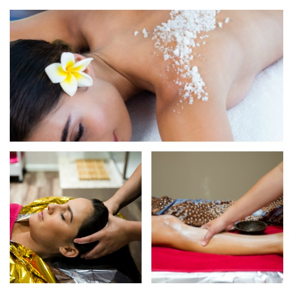 Bliss pamper spa packages perth